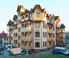Отель Свитязь Фото
